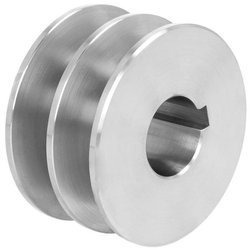 Koło pasowe SPA 2X13mm fi 80mm / 32mm